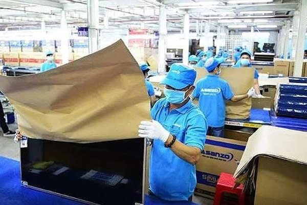 Sharp Vietnam once again accuses Asanzo of forging documents