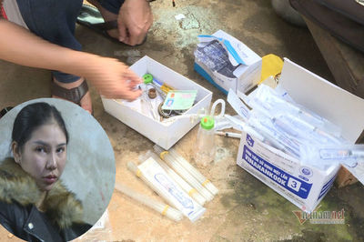 Cặp vợ chồng mua bán ma túy, giấu cả súng đạn trong phòng trọ ở Đắk Lắk