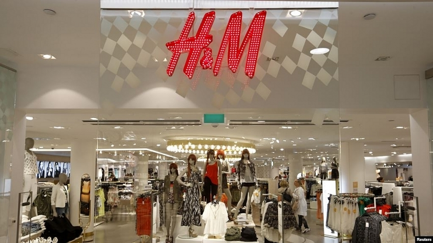 H&M keeps expanding amidst fast-fashion's slowdown globally