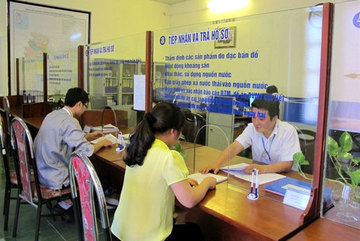 Natural Resources-Environment Ministry gains progress in administrative reform: officials