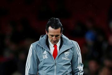 "Arsenal sa thải Unai Emery, Ljungberg tạm ngồi ""ghế nóng"""
