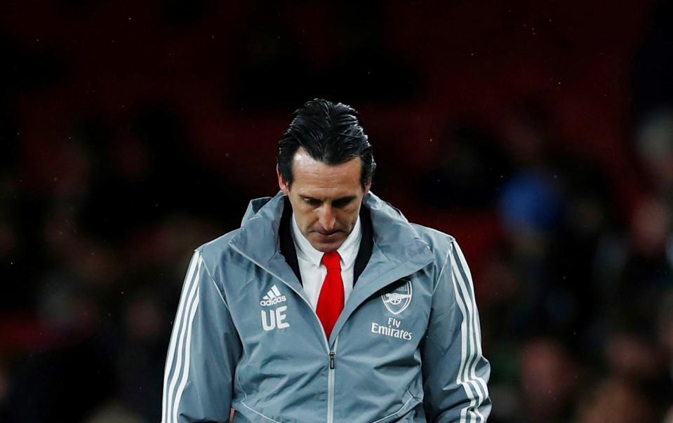 Arsenal sa thải Unai Emery, Ljungberg tạm ngồi ghế nóng - Ảnh 1.