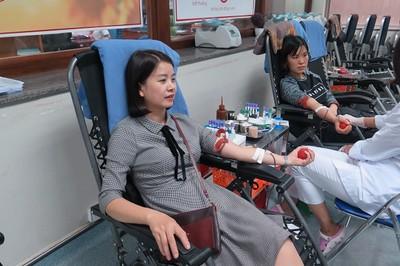 Các bệnh viện Sài Gòn đứng trước cảnh thiếu máu trầm trọng trong dịp Tết