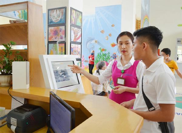 Ấn tượng bệnh viện thông minh ở Quảng Ninh
