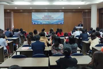 Hơn 400 đề tài thi chung khảo Giải thưởng Sinh viên nghiên cứu khoa học 2019