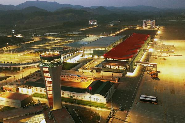 Sân bay Vân Đồn - Sân bay mới hàng đầu châu Á 2019