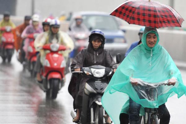 Dự báo thời tiết 30/11, đón thêm không khí lạnh, Bắc Bộ mưa rét