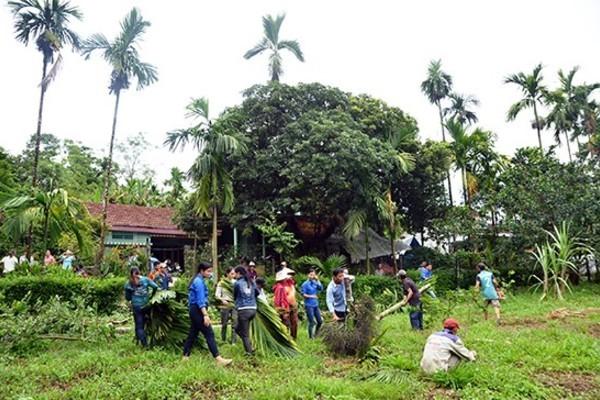Nông thôn mới ở Tiên Phước: Đòn bẩy kinh tế vườn và trang trại