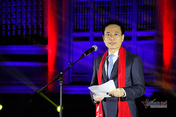 Toàn văn phát biểu của Bộ trưởng Nguyễn Mạnh Hùng tại Lễ kỷ niệm 25 năm thành lập FPT-IS