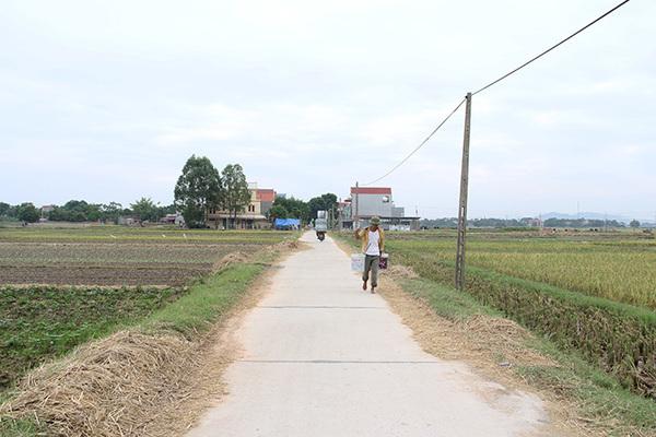 """""""Nông dân chung tay xây dựng nông thôn mới và bảo vệ môi trường"""""""