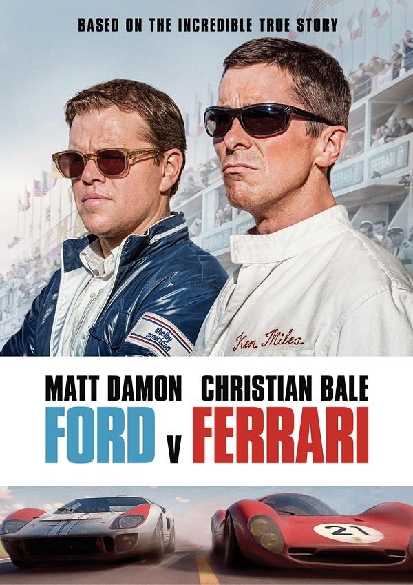 'Cuộc đua lịch sử' tái hiện màn đối đầu đầy kịch tính của Ford và Ferrari
