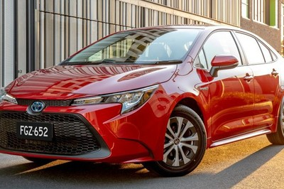 Cận cảnh Toyota Corolla 2020 phiên bản Úc