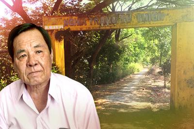 Người đàn ông Bạc Liêu lập nghĩa trang 9000 m2 cho người nghèo