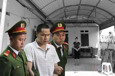 Sắc mặt kẻ chủ mưu sát hại nữ sinh giao gà lúc bị bắt