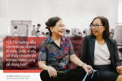 Bảo hiểm nhân thọ - Lời cam kết nhân văn cho hiện tại và tương lai