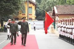 Bộ trưởng Tô Lâm: Công an Hà Nội chủ động, không chủ quan, mất cảnh giác