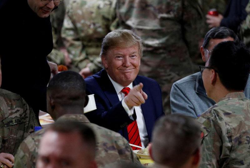 Chuyến đi của ông Trump tới Afghanistan được giấu kín thế nào?