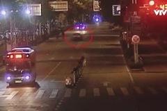 Tài xế say rượu, lái ô tô chạy ngược chiều tông hàng loạt xe