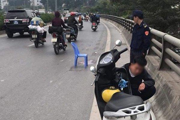 Truy tìm xe tải tông chết bé 6 tuổi rồi bỏ chạy ở Hà Nội