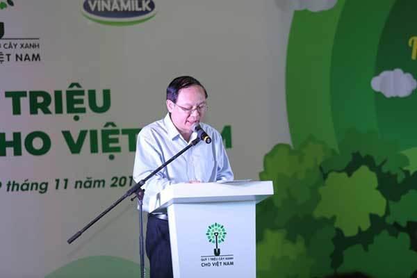 Thêm 110 nghìn cây 'phủ xanh' tỉnh Bình Định