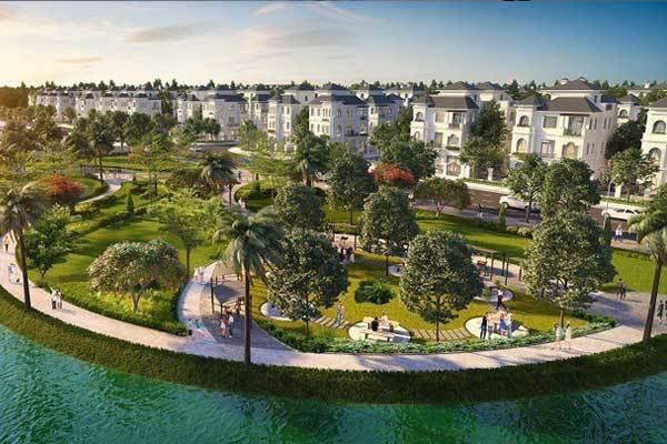 Điểm danh những khu nhà giàu đáng sống ở Hà Nội