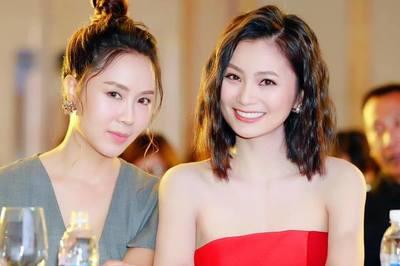 Đời thực hạnh phúc của Hồng Diễm - Diệu Hương: 2 người đàn bà bất hạnh trong 'Hoa Hồng trên ngực trái'