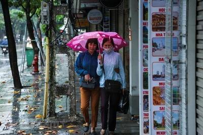 Dự báo thời tiết 1/12, Hà Nội mưa lạnh