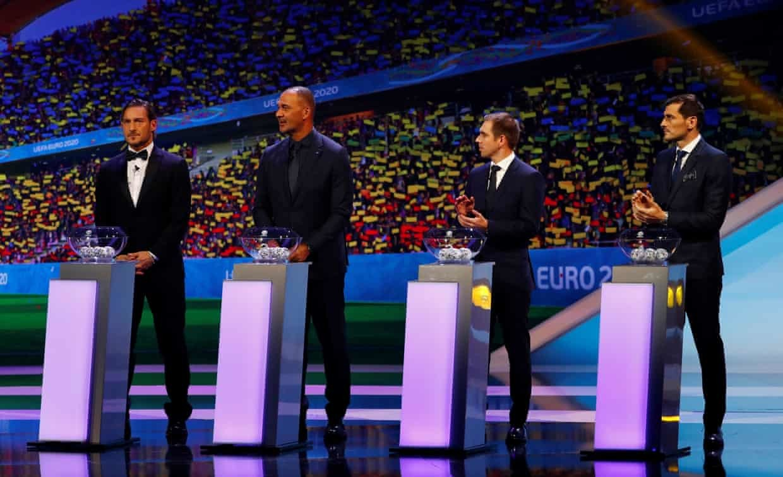 EURO 2020: Đức, Pháp, Bồ vào bảng tử thần