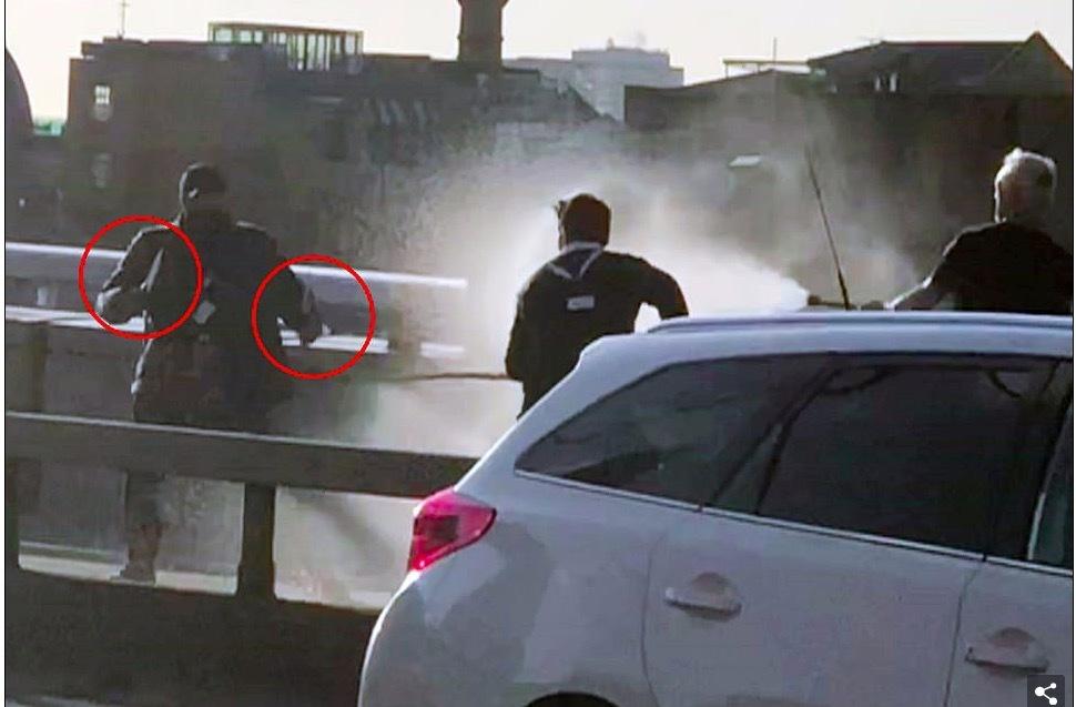 IS nhận trách nhiệm tấn công khủng bố London