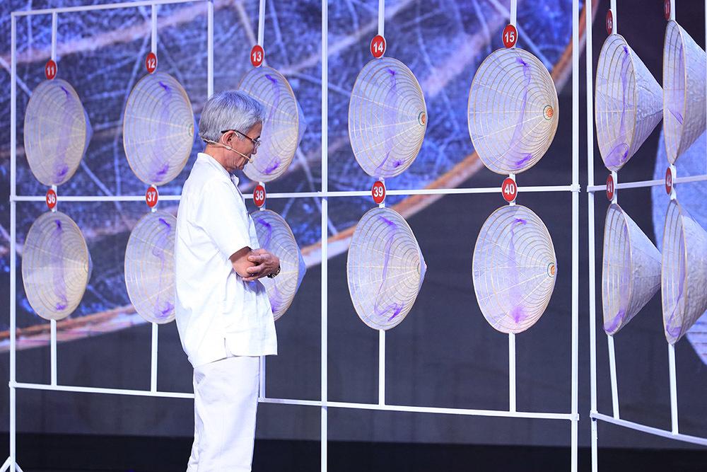 Cụ già 62 tuổi lo lắng, mất ngủ 2 ngày vì thi Siêu trí tuệ Việt Nam