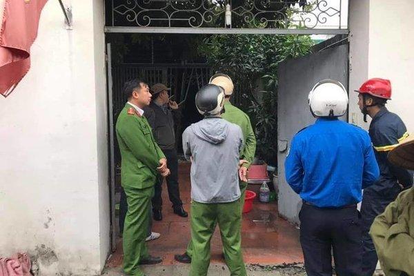 Cháy nhà trong hẻm ở Hà Nội, 3 bà cháu tử vong