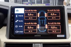 Có nên lắp bộ cảm biến áp suất lốpô tô hay không?