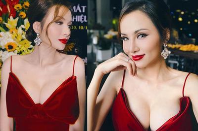 Hoa hậu Diễm Hương: 'Chồng cũ trả tôi 10 triệu USD nếu sinh con'