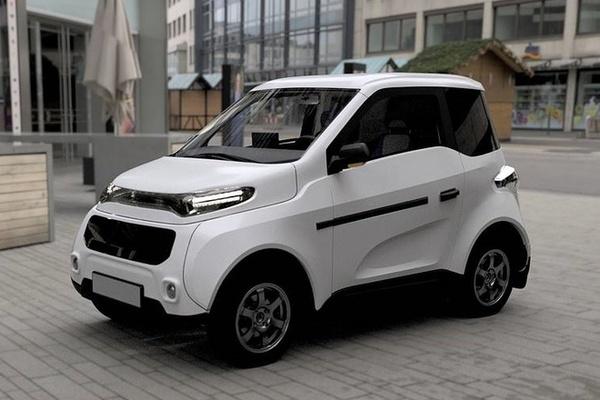 Ôtô điện rẻ nhất thế giới của Nga ra mắt năm 2020