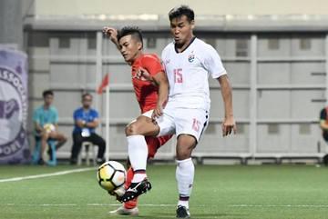 Link xem trực tiếp U22 Thái Lan vs U22 Singapore, 15h ngày 1/12