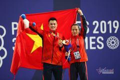 SEA Games ngày 1/12: Đoàn Việt Nam đoạt 10 HCV