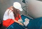 Hot girl Sam mang vali tiền mua xe hơi 2,6 tỷ đồng