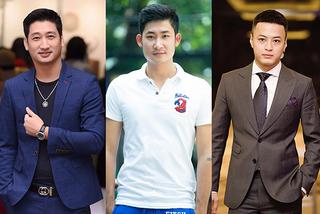 3 diễn viên điển trai, giàu có trong phim 'Hoa hồng trên ngực trái'