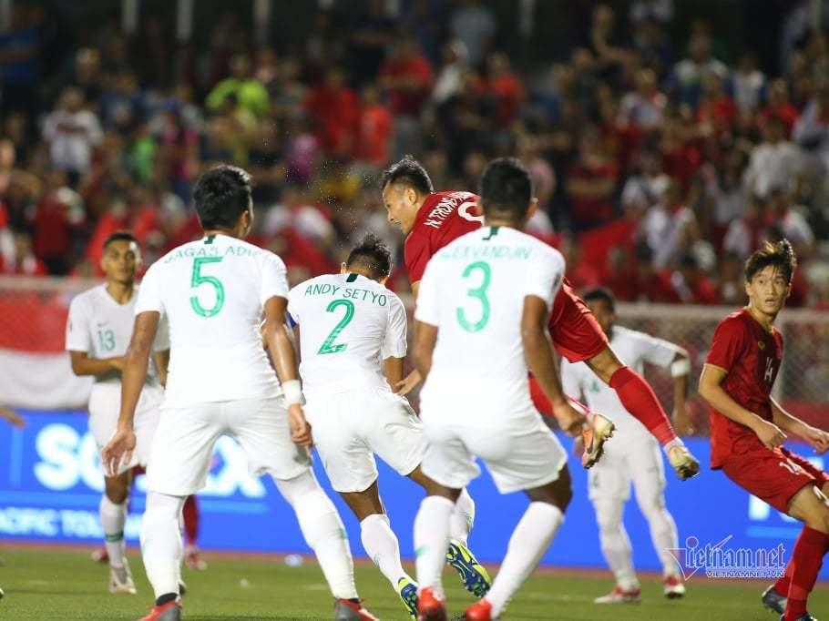U22 Việt Nam thắng cảm xúc U22 Indonesia: Bay lên, sắc đỏ!