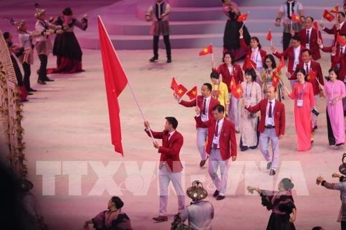 SEA Games 30: Vietnam rank second in medal tally