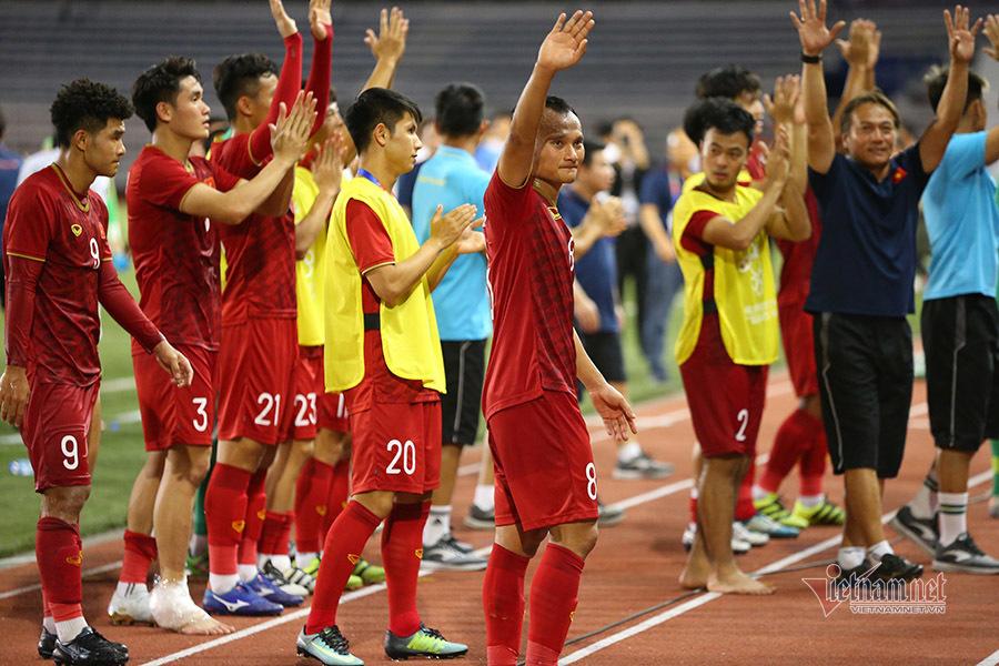 Thắng Indonesia, U22 Việt Nam được thưởng nóng 1 tỷ đồng