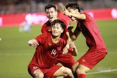 U22 Việt Nam thắng nghẹt thở Indonesia: Gọi tên Nguyễn Hoàng Đức