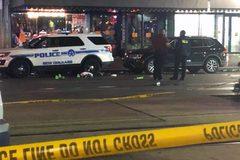 Xả súng tại khu du lịch dịp cuối tuần gây rúng động Mỹ