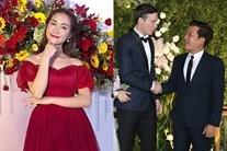 Đùa dai trong đám cưới đồng nghiệp: Trường Giang suýt thì lố, Hòa Minzy bị 'ném đá' tới tấp