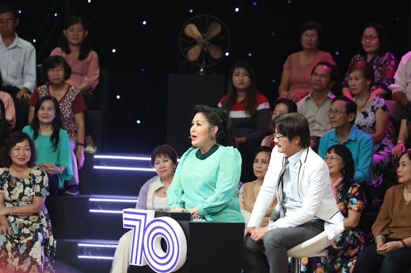 NSND Hồng Vân tiết lộ tình cảm đặc biệt với ca sĩ Nguyễn Hưng