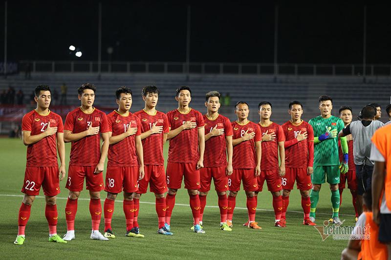U22 Việt Nam,U22 Singapore,HLV Park Hang Seo