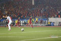 Chiếu chậm màn ngược dòng của U22 Việt Nam trước Indonesia
