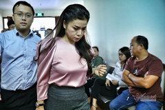 Bà Lê Hoàng Diệp Thảo đề nghị thay đổi chủ tọa phiên ly hôn