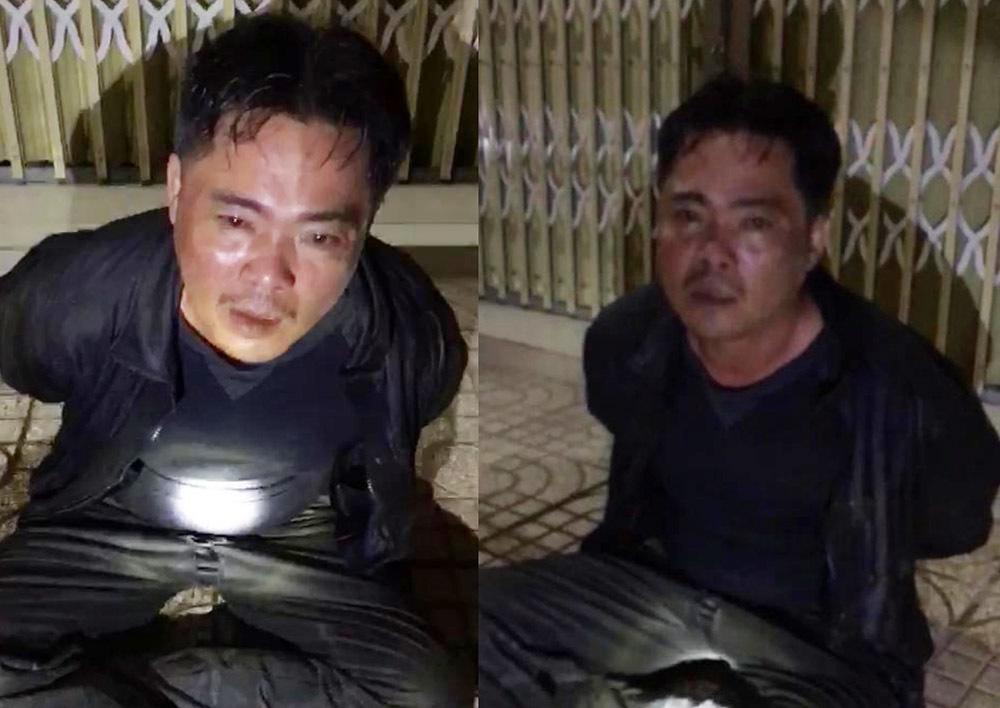 trộm chó,cảnh sát giao thông,Tiền Giang