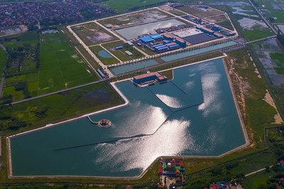 Thường trực HĐND Hà Nội không đồng ý lấy ngân sách bù giá nước sông Đuống